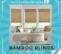 Bamboo Blinds Supplier Malaysia Super Best Cheap Promotion