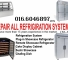 commercial oven cooker stove CHILLER FREEZER repair service 0166046897