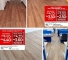 Wood Vinyl  Flooring- Cheap Price & Easy To Install