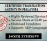 Highly Reviewed Translation Agency in Malaysia