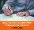 Legal Contract/ Agreement Translation Services – Lyric Labs