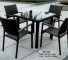 Rattan Wicker Dining Sets,
