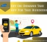 Gear-Up Your Taxi Business by Developing a Dynamic Taxi App from Openwave!