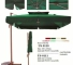 Garden Center Pole Umbrella,