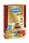 Nestle Infant Cereal Brown Rice with Yogurt & Ras - Baby Food & Snacks