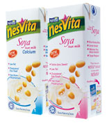 NESVITA Soya Bean Milk - Nutritional