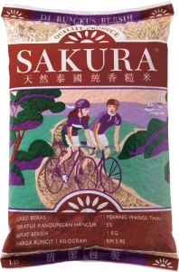 Sakura Brown Rice - Rice, Pulses & Grain