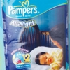Pampers All Night Jumbo Baby Diapers