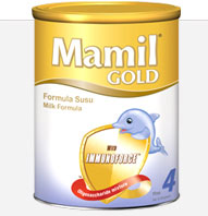 Mamil Gold Step 4 - Milk